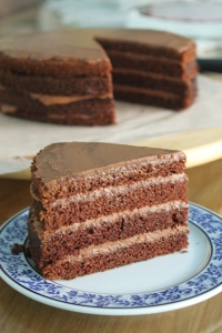 Donna Hay  Tier Chocolate Cake